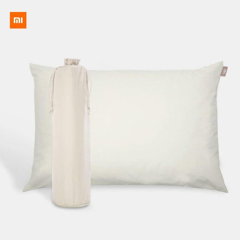 In stock 2017 New arrivel Original font b Xiaomi b font Pillow 8H Natural latex best