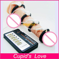 Time Delay Electric Shock Penis Rings Pump/Penis Therapy Ring Extender Cock Delay Dick Ring Adult Toy Sex products