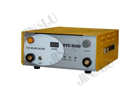 цена Capacitor Discharge Stud Welding Machine STC-1600 With Stud Torch