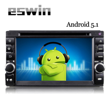 Android 5 1 QuadCore Car DVD 2din Universal Car Radio Player Double Din Stereo GPS Navigation