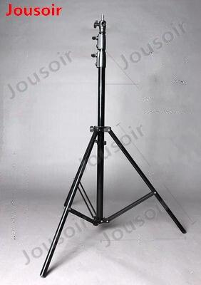 Amélioré 2.8 mètre/9 pi Heavy Duty Impact Air Amorti Studio Lumière Stand, support télescopique dans le Milieu, Plus Stable CD50