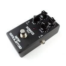 Mini KOKKO Vintage Guitar Effect Pedal Guitarra Overdrive Booster High-Power Tube Guitar Box Head Simulation Effect Device KA4