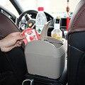 2 botella bebidas titulares en el coche montado en un Vehículo multifuncional cubo de basura con portavasos caja de Gran Capacidad del SD