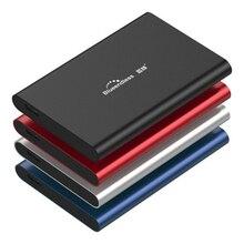 Blueendless 80 ГБ Портативный внешний жесткий диск 1 ТБ USB3.0 HDD устройства хранения жесткий диск для ноутбук 500 ГБ