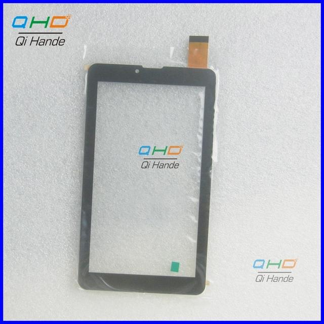 Negro Nuevo Para 7 ''inch Wexler TAB A742 A740 de Tablet PC de pantalla táctil digitalizador panel de Cristal de Reparación Envío Gratis