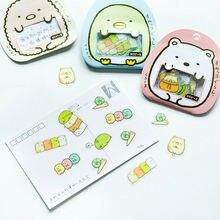 50Pcs DIY Scrapbooking Japanese Sumikko Gurashi Sticker Flakes Bag Sack Anlimals