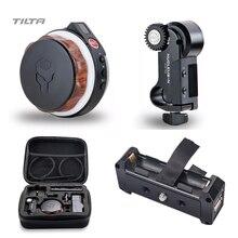 Tilta Nucleus 나노 무선 포커스 핵 N 렌즈 제어 시스템 18650 배터리 플레이트 15mm로드 어댑터