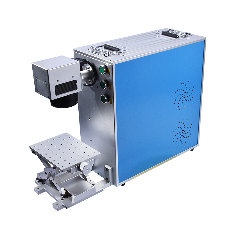 XM IPG20A Portable Fiber Laser Marking Machine Metal Marking Laser Engraving Machine For Metal And Plastic