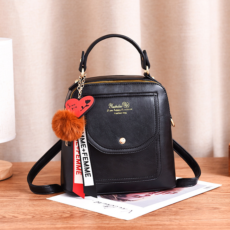 2019 New Bags for Women Multifunction Design Backpack Pu Leather Vintage Shoulder Bag Tassel Ladies Small School Bags Sac A Main2019 New Bags for Women Multifunction Design Backpack Pu Leather Vintage Shoulder Bag Tassel Ladies Small School Bags Sac A Main
