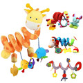 Bed Circle Bed Round Baby Toy Plush Multipurpose with Sound Paper Mirror Caterpillar many type 20%Off