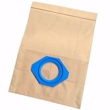 Cleanfairy 20 pces de sacos de filtro de poeira compatíveis com nilfisk ga70 gs80 gs90 gm80 gm90 vácuos comerciais
