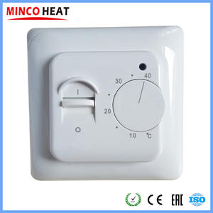 Instrument (1 PC) Electric Floor Heating Room Thermostat Manual Warm Floor Cable