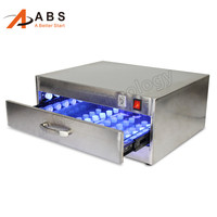 Tipo gaveta caixa de forno de Cura Máquina UV GEL Cura Lâmpadas LED 84 W para LCD remodelação de Telefones celulares