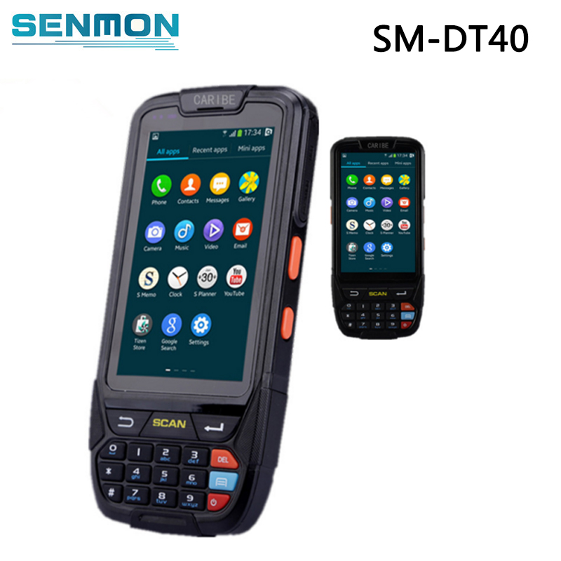 High Battery Capacity 4000mA Android Barcode Scanner Handheld Terminal PDA with 2D Barcode Scanning велосипед smart city lady 2014