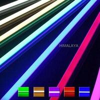 Toika 30pcs/lot 2ft 0.6m 9w led T8 led tube bulb light  lamp red/green/blue 2ft 600mm Top quality SMD 2835 AC85-265v CE & ROHS