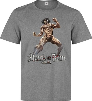 Attack on Titan Eren Titan T Shirt