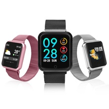 Smart Bracelet Bluetooth Smartband Wrist Band for Huawei Xiaomi Ios Apple Iphone 6 7 8 X XS Plus Samsung Watch цена и фото