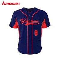 2 Design 10pcs Customized Baseball Jersey