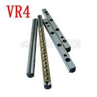 Alta precisão novo VR4 80 7Z VR4 120 11Z VR4 160 15Z guia de rolo transversal VR4 80/120/160 vr4 precisão movimento linear Guias lineares     -