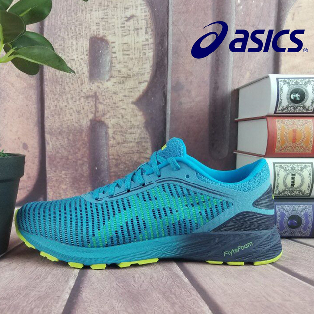 buy popular f7f6d ce5f2 US $55.35 10% OFF|Aliexpress.com : Buy New Hot Sale ASICS DynaFlyte 2  Breathable Stable Running Shoes Outdoor Tennis Shoes Classi Cathletic Shoes  ...