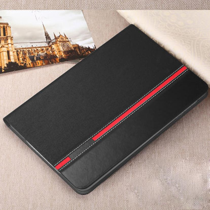 Del Luxury Stand Flip Magnetic Pu Leather Cover Case For iPad mini 4 Mar14 lychee texture pu leather magnetic flip pouch protective case for ipad mini 2 3 white