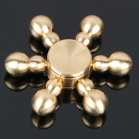 Gourd Copper Hand Spinner Removable Anti Stress Reliever And EDC For Autism And ADHD Anxiety Stress