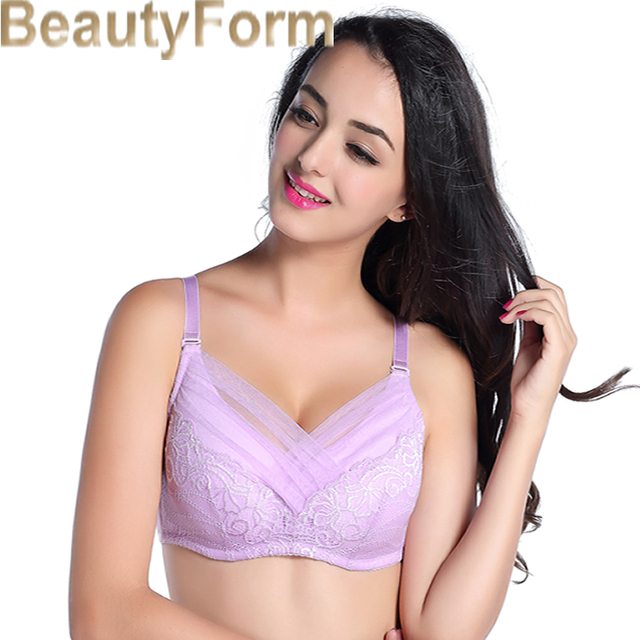 53d238923b5f0 Mastectomy Bra Pocket Bra for Silicone Breast Forms Artificial Breast Cover  Brassiere Underwear