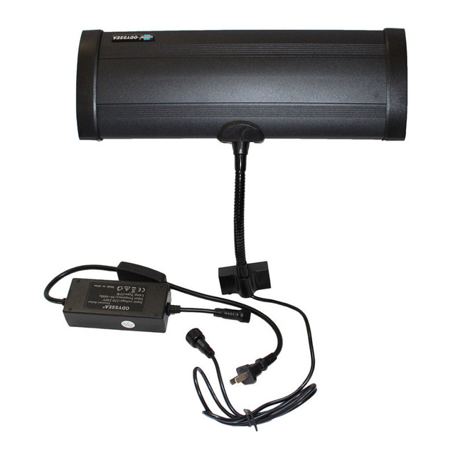 Odyssea Power Compact 55w Clip On Pl Aquarium Fish Tank Light