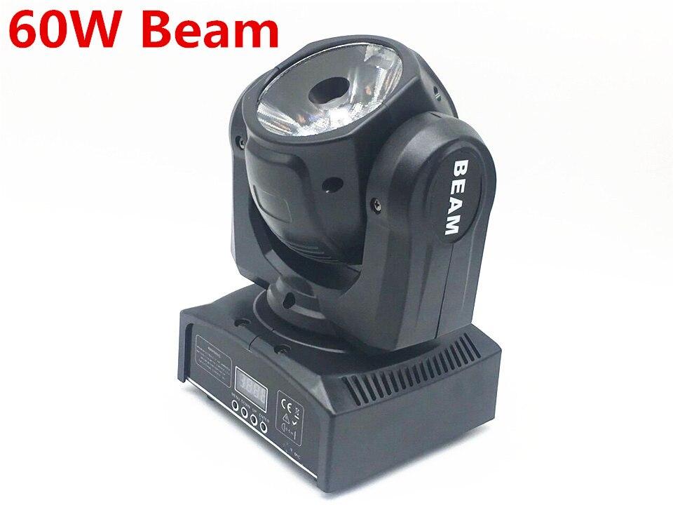 60w led RGBW 4IN1 beam moving head light beam moving heads lights super bright LED DJ