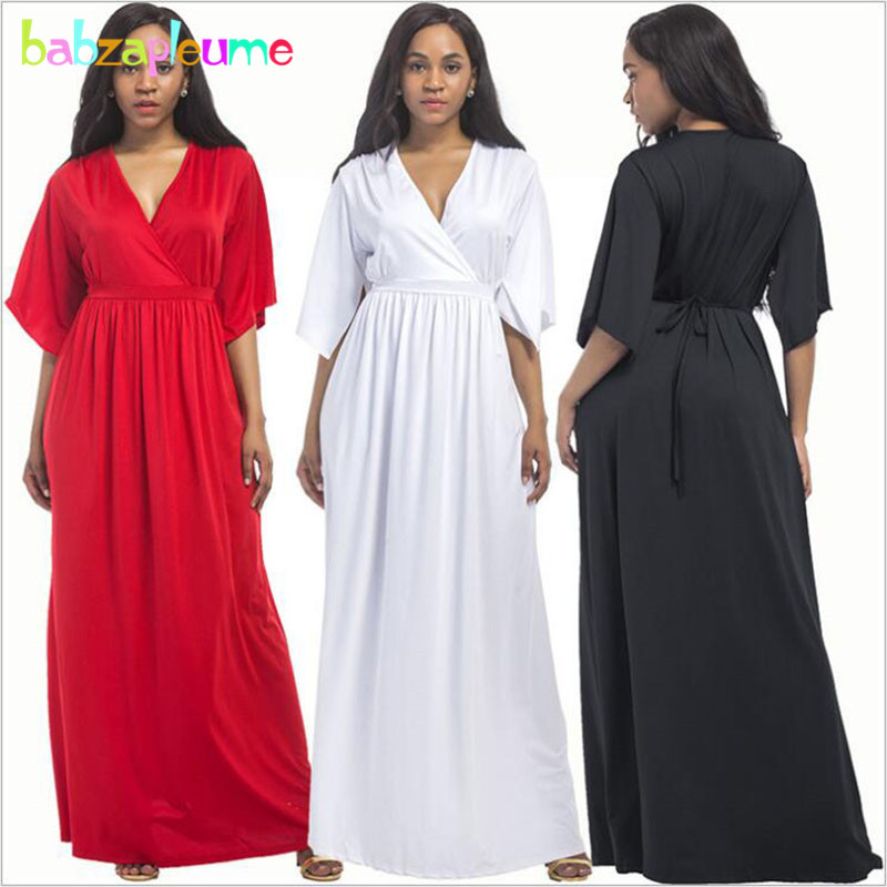 57d4a7a8b8611 Summer Maternity Nursing Plus Size Party Dress Clothing For Pregnant Women  Evening Long Sexy Dresses Pregnancy Clothes BC1652