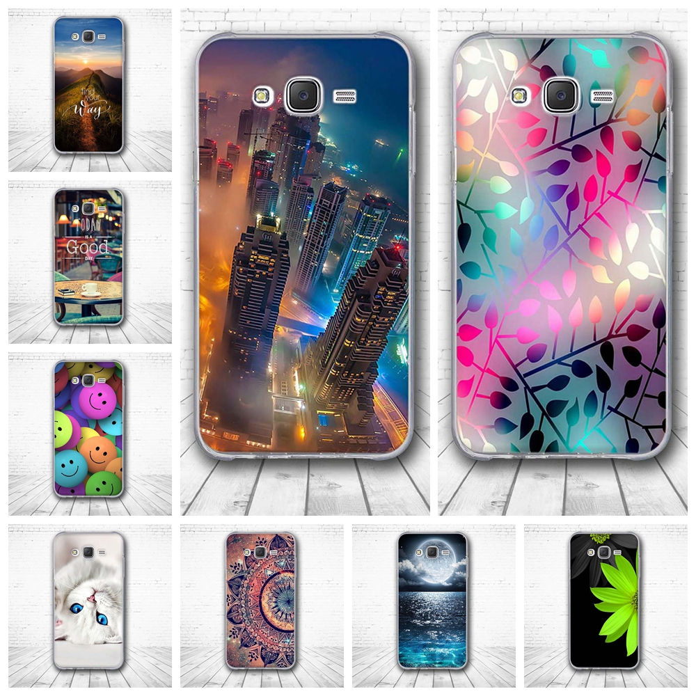 For <font><b>Samsung</b></font> Galaxy J7 2015 Case Silicone TPU Back Cover Luxury 3D Cute Capa For <font><b>Samsung</b></font> J7 J700 J700F <font><b>J700H</b></font> <font><b>SM</b></font>-J700F Phone Cases image