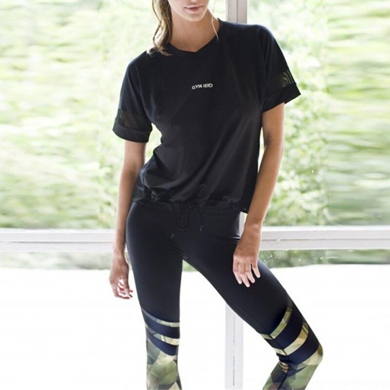 Harajuku Push Up Fitness Legging Camouflage Stripe Bodybuilding Women's leggings Sportswear Athleisure Female Pant Sale