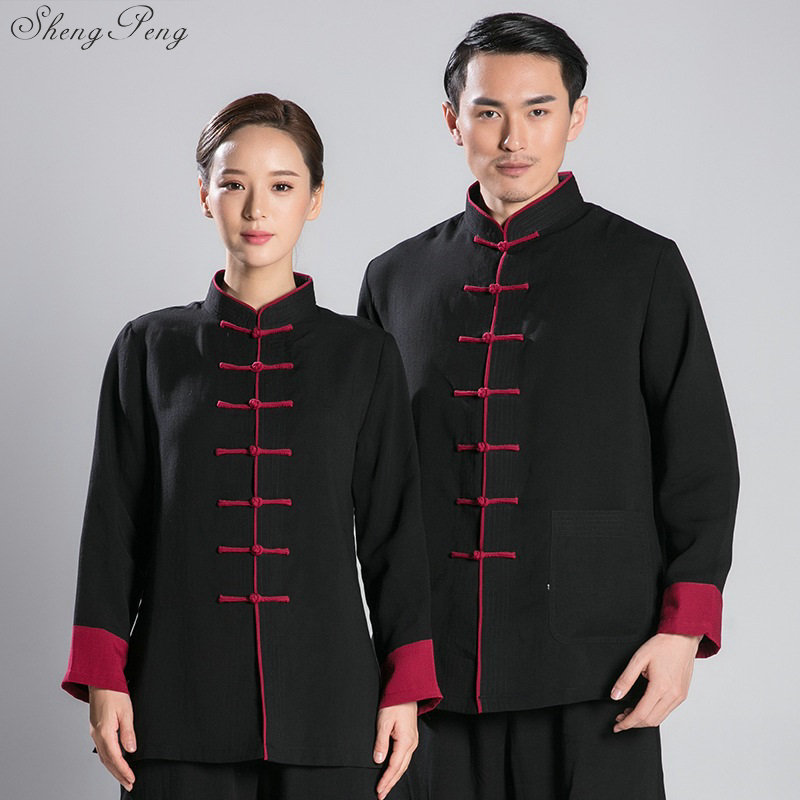 Tai chi uniforme tai chi vêtements kung fu uniforme kung fu vêtements femmes hommes Q092