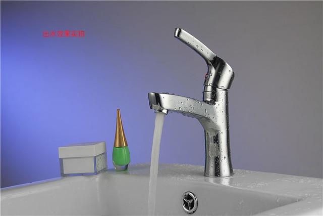 Molto a buon mercato bacino con acqua calda fredda bagno bacino