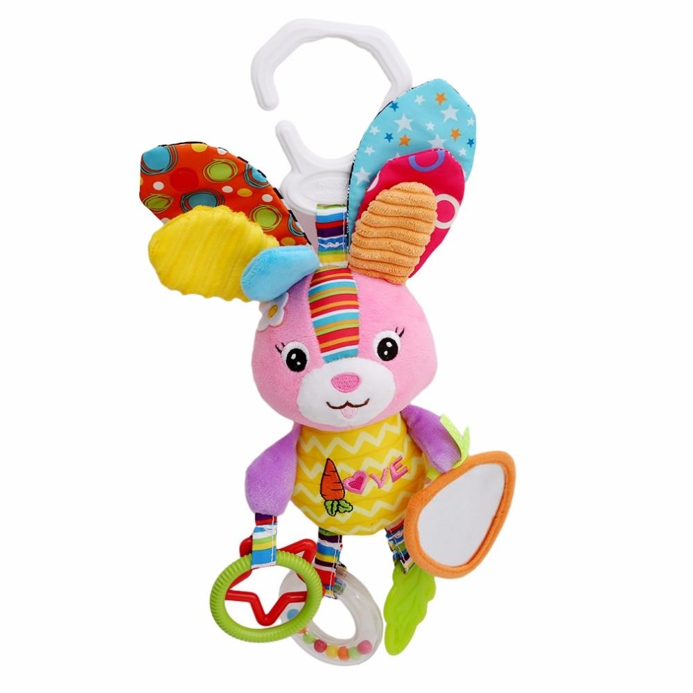 - Baby Animal Rangler Toy Kids Soft-8795