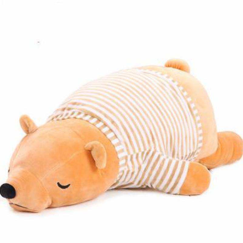Polar Bear Doll Plush Toys Panda Toy Creative Large Birthday Toys Gift Wholesale Child's Gift Birthday Day 50cm 70cm