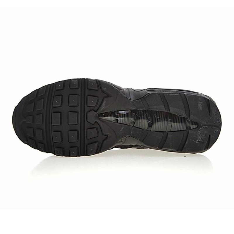 US $121.05 55% OFFNike Air Max 95 væsentlige mænds løbesko Stødabsorberende skridsikker komfortable sneakers # 749766 009 i løbesko fra Nike Air Max 95 Essential Men's Running Shoes Shock absorbing Non slip Comfortable Sneakers #749766 009 in Running Shoes from