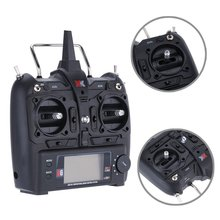 Original XK X6-001 2.4GHz 6CH Transmitter for XK K100 K110 K123 K124 RC Helicopter Drone