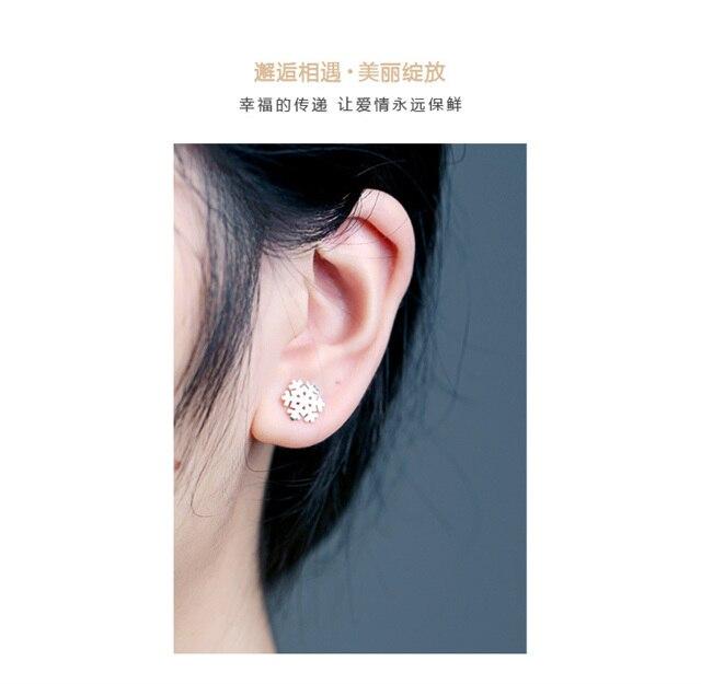 """Bleu tiré Labradorite tibétain bijoux 925 Argent Pur Boucles d/'oreilles 1/"""" 3.4 g"""