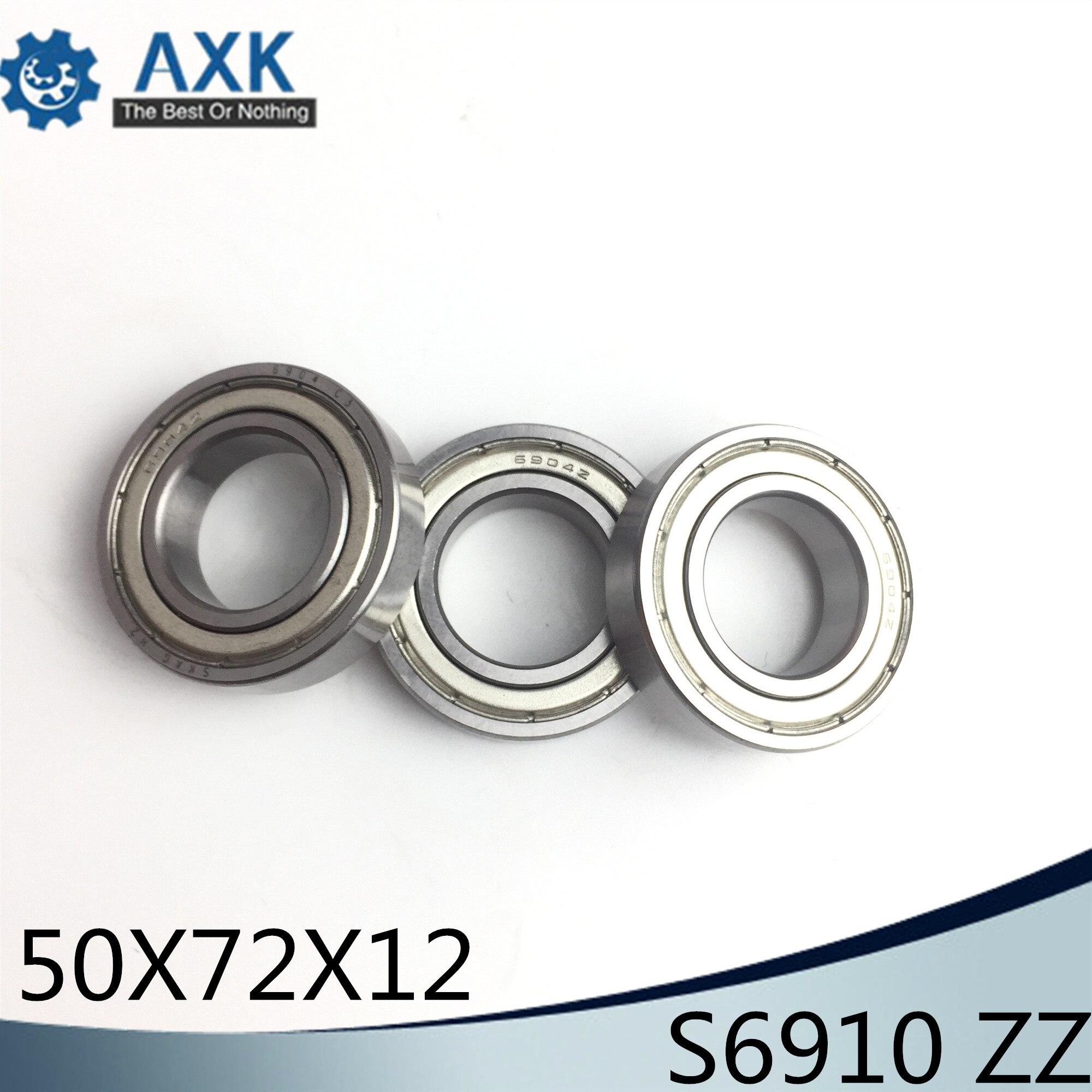 50x SS 608-ZZ Ball Bearing 22mm x 8mm x 7mm ZZ 2Z Stainless Steel Skate Board