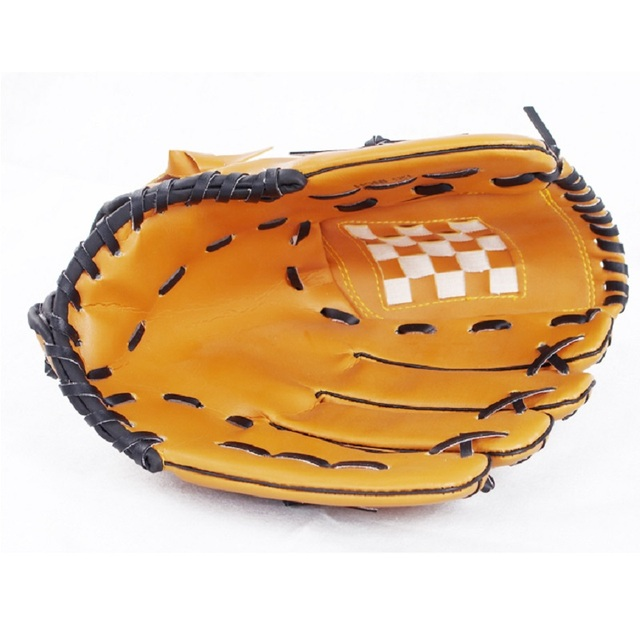 Right hand Male Baseball Glove Female Professional Glove Left Hand Outdoor Sports Racing Gloves Child10.5/Teenage11.5/Adult12.5 2