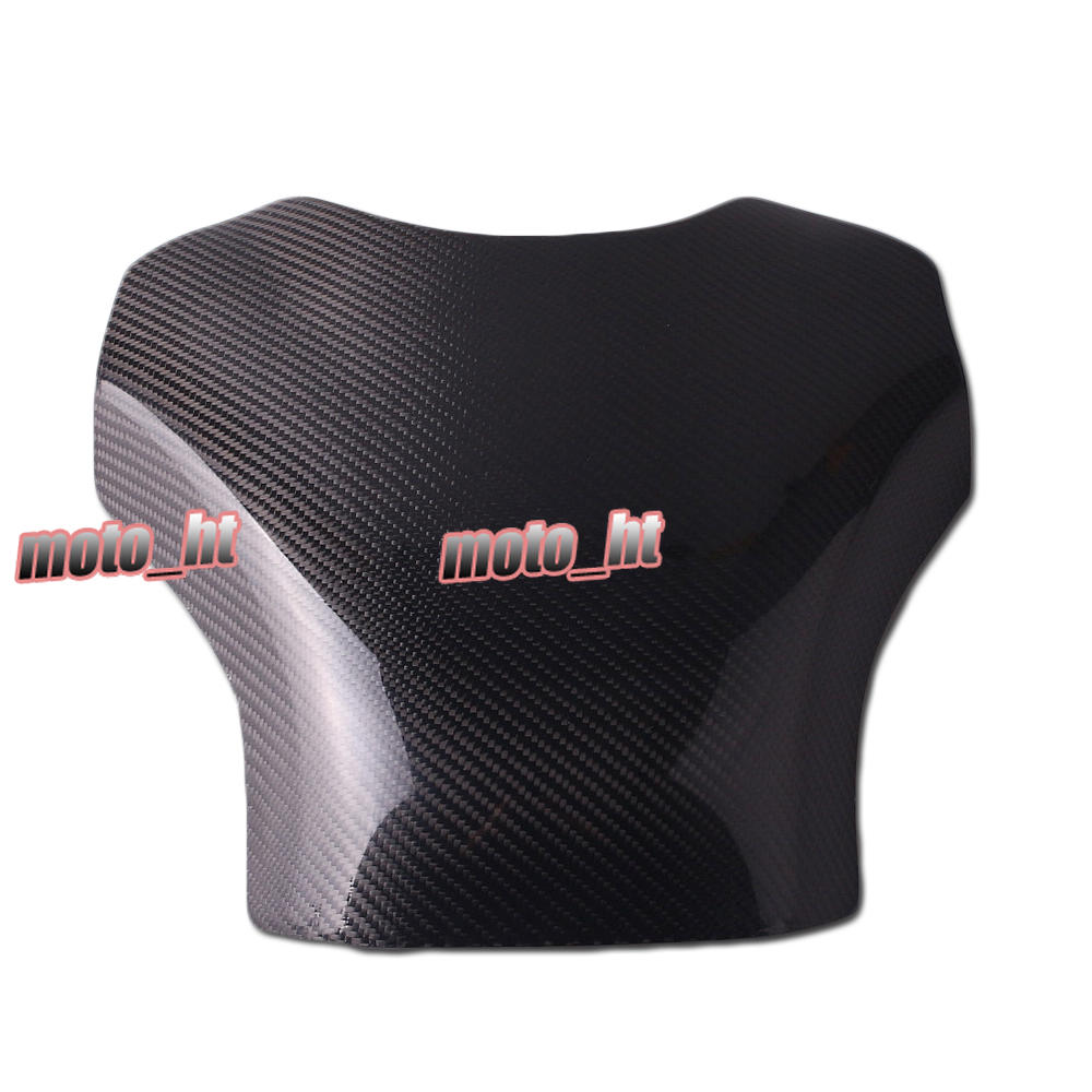 Carbon Fiber Fuel Gas Tank Cover Protector for Yamaha YZF R1 2009 2010 2011 2012 2013 motorcycle radiator grill grille guard screen cover protector tank water black for bmw f800r 2009 2010 2011 2012 2013 2014