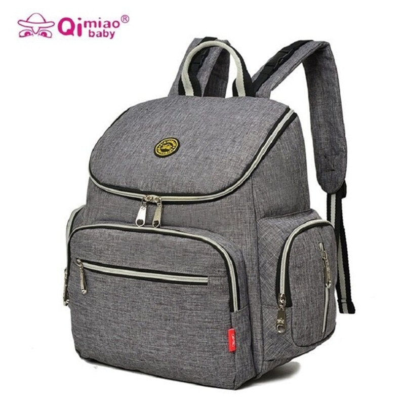 2019 SUMMER Travel Fashion Baby Bag Multifunction Mummy Bag For Stroller Large Baby Diaper Bags Nappy Bags Baby Diaper Backpack