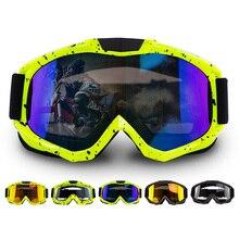 100% Original Snow anti แว่นตารถจักรยานยนต์แว่นตา Motocross MX Moto Gafas รถจักรยานยนต์หมวกนิรภัย Lunette Dirt Bike Oculos