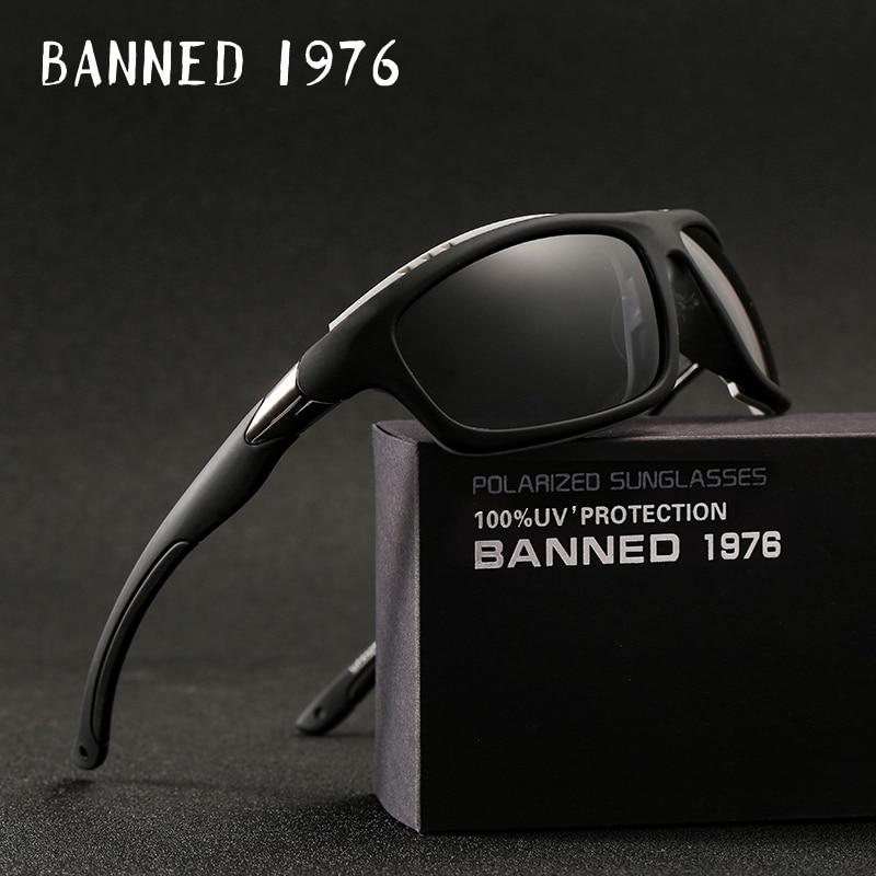 2018 coupe-vent HD Polarisées Sport Hommes femmes lunettes de Soleil marque de mode cool en plein air anti UV Lunettes Lunettes lunettes de soleil