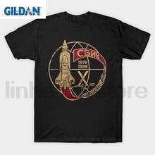 GILDAN CCCP Space Shuttle X T-Shirt