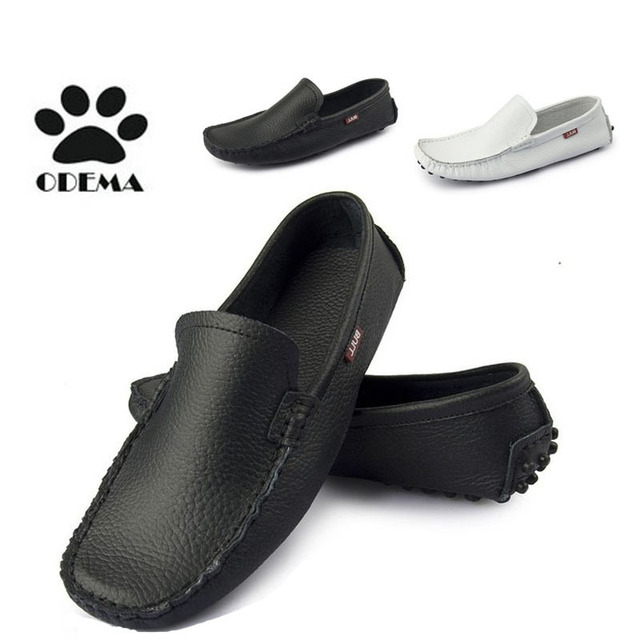Free Shipping, Super Comfortable Leather driving Mocassins,Soft loafers, business men's shoes