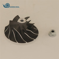TURBOCHARGER compresser wheel   TF035  for Santa Fe 2.2 CRDi D4EB 28231-27810 28231-27800 4913507302