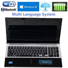8G RAM 240GB SSD 15 6inch Gaming Laptop Intel Pentium N3520 Quad Core 2 16GHZ Windows10