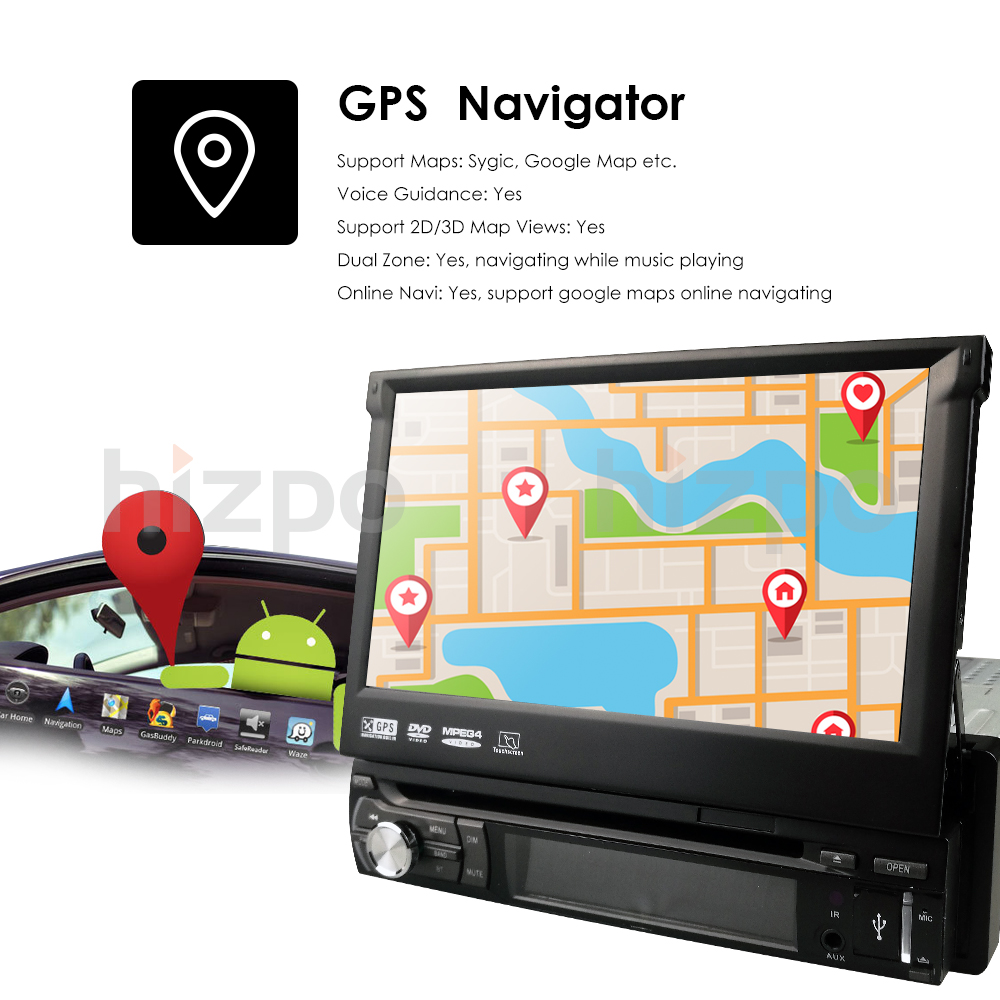 Stereo Android dvd Bluetooth